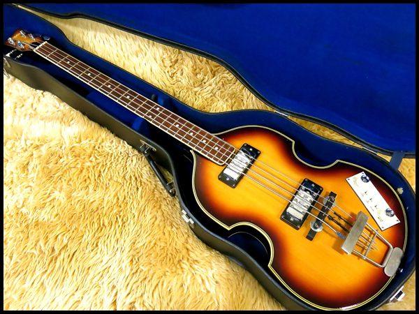 Greco VB-450 1974y バイオリンベース