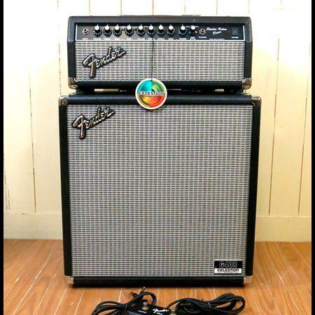 Fender Fender Studio Valve Drive & G408CE/RF