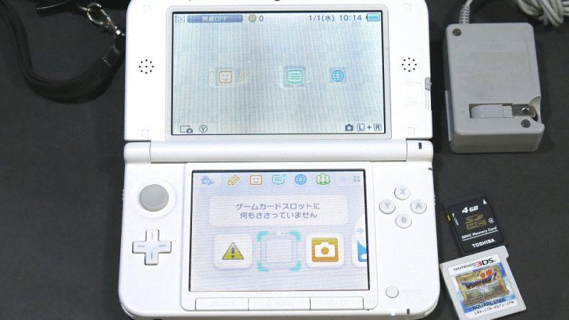 ニンテンドー 3DSLL セット