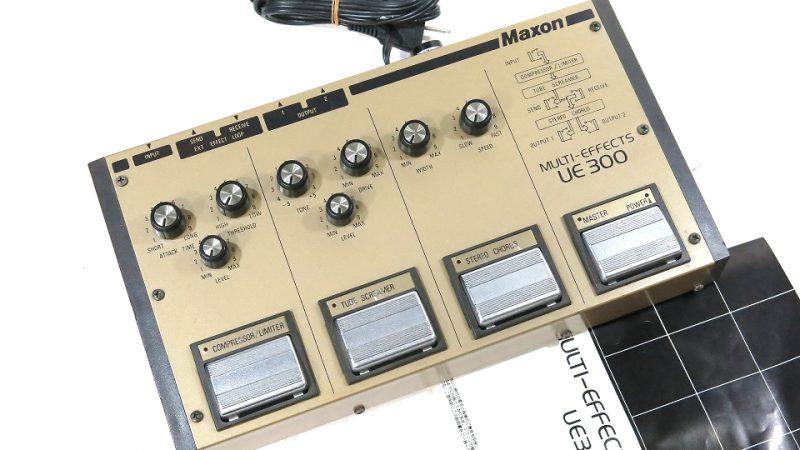 Maxon/マクソン マルチエフェクター