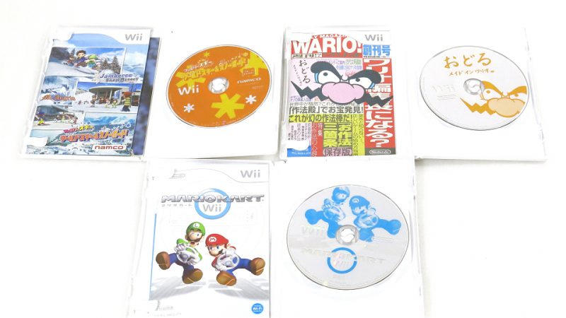 Wii ソフトセット