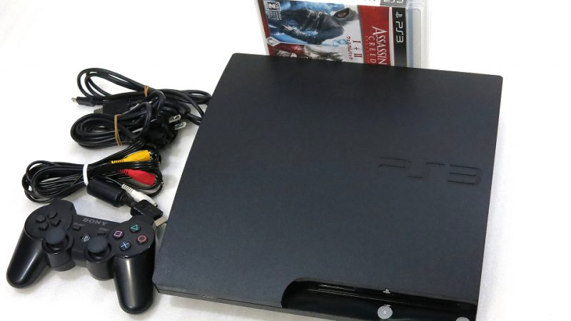SONY/ソニー PS3&ソフトセット