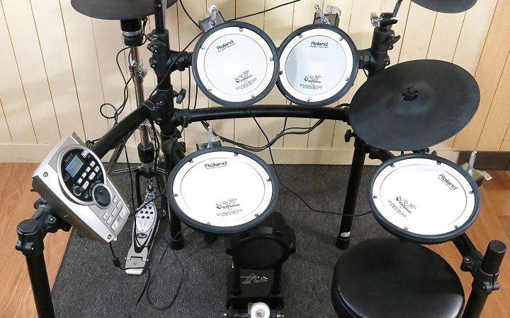 Roland/ローランド 電子ドラム V-Drums