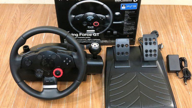 Logicool/ロジクール ドライビングフォース GT