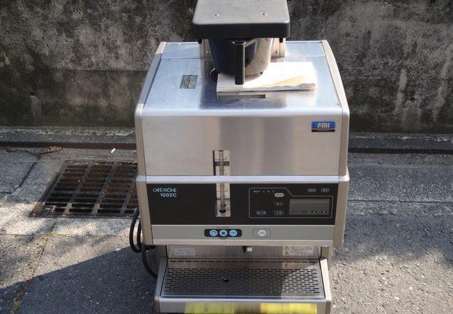 FMI コーヒーマシン