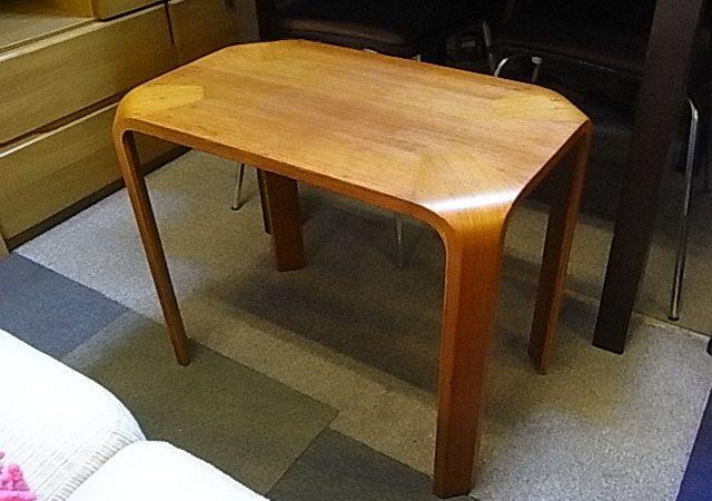 天童木工 プライウッド サイドテーブル