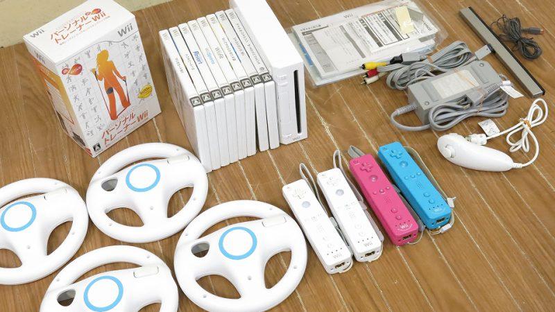 任天堂 Wii+ソフトセット