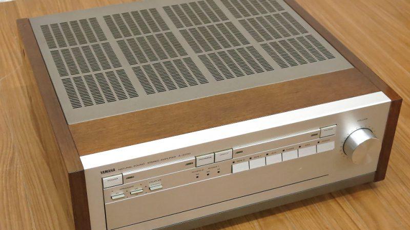 ヤマハ プリメインアンプ A-2000