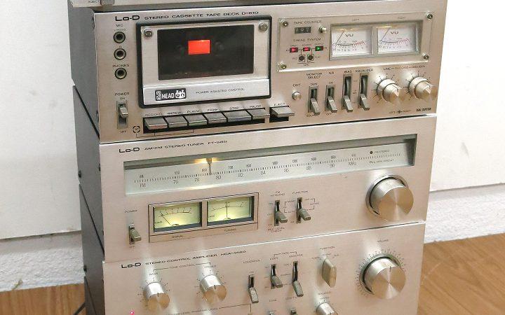 Lo-D システムコンポ