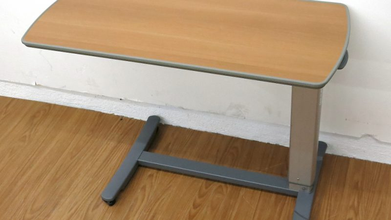 パラマウントベッド 昇降式サイドテーブル