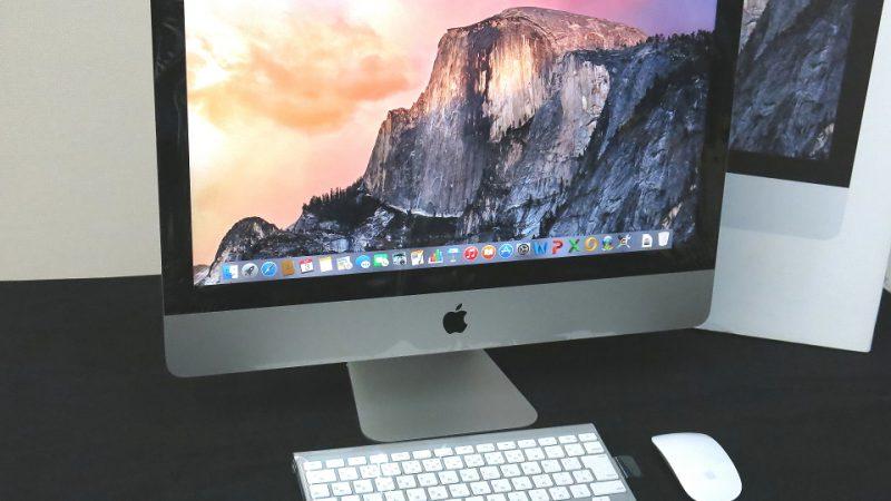 iMac A1418 MF883J/A