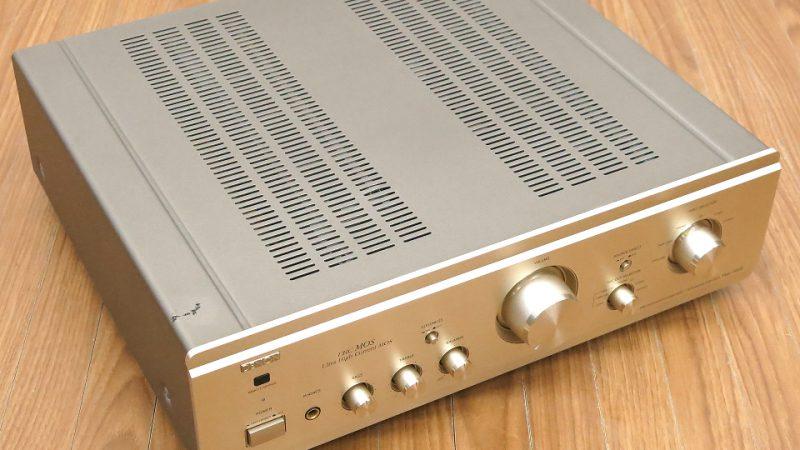 デノン プリメインアンプ PMA-1500R