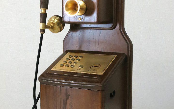 アンティーク調 電話機