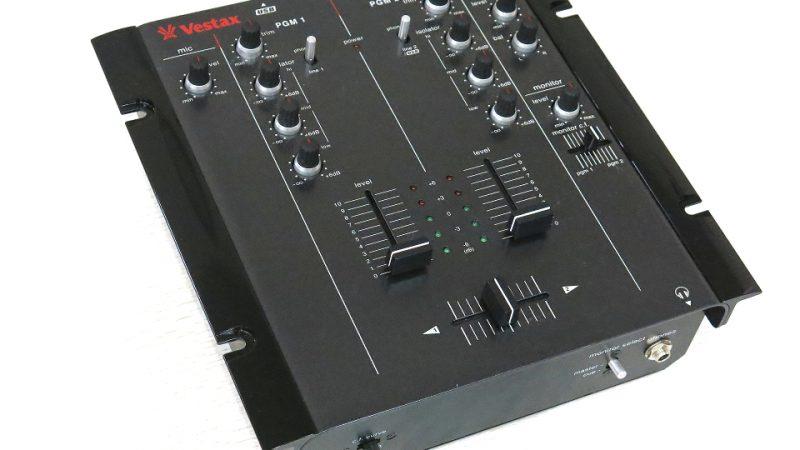Vestax/ベスタクス DJミキサー