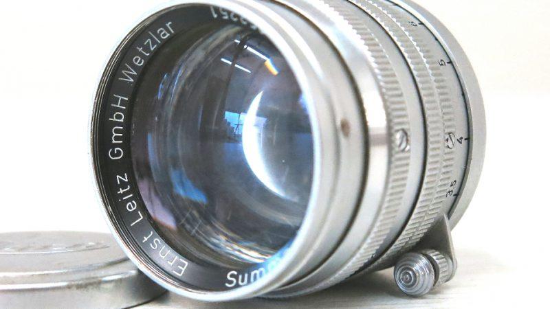 ライカ レンズ Summarit F1.5/50mm