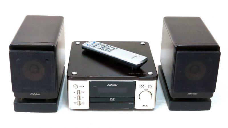 ビクター DVDコンポ