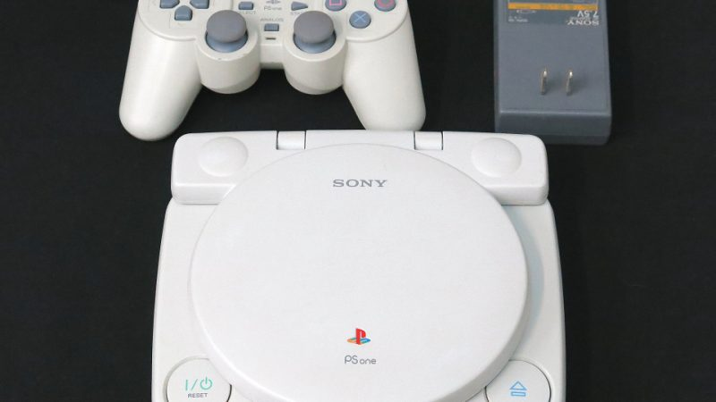 PS ONE+LCDモニターセット
